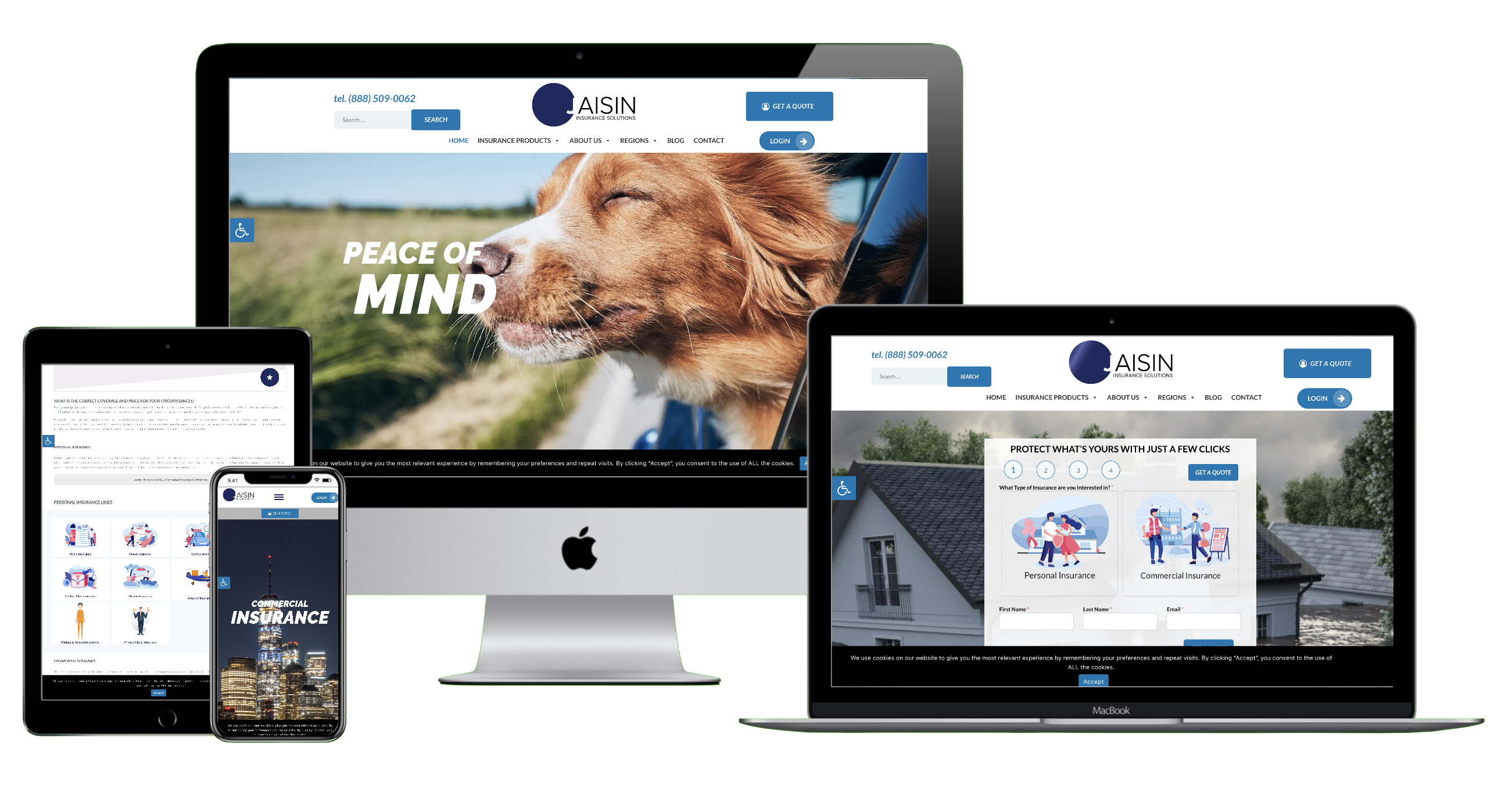 cms responsive website design