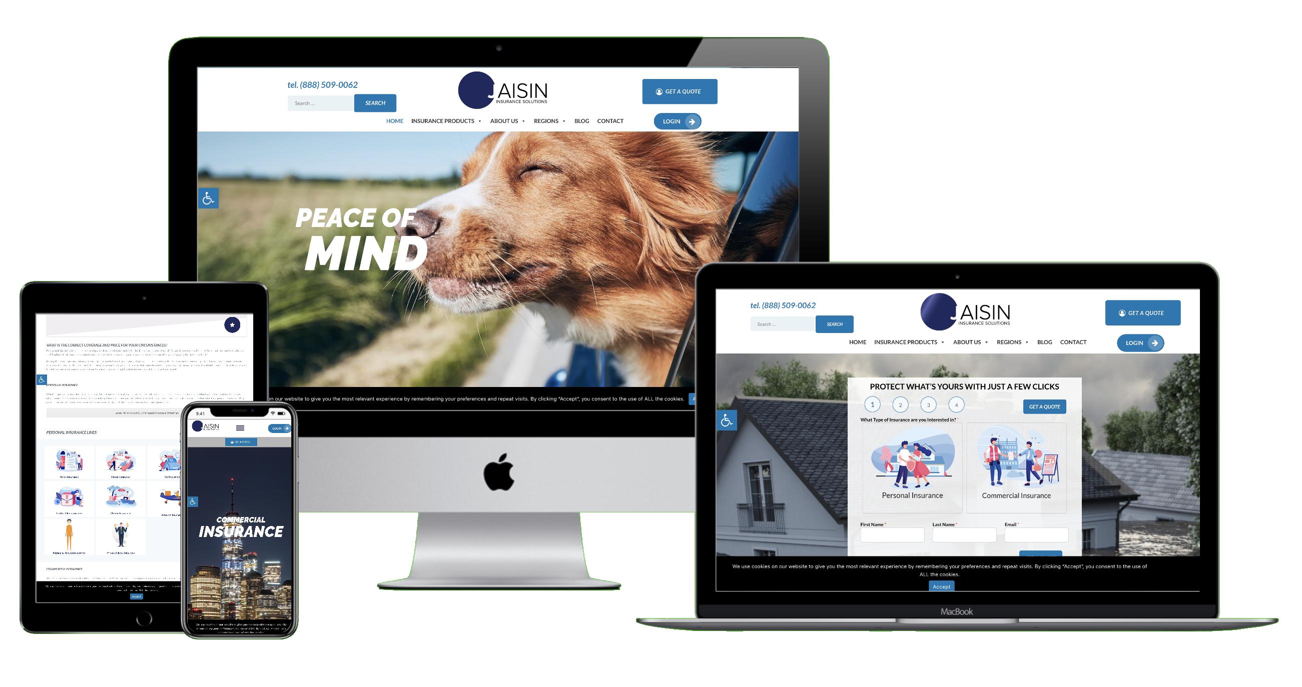 cms responsive website design